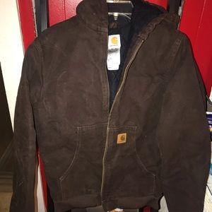 Women's carhartt jacket